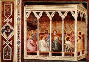 Giotto. La Pentecôte