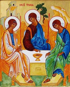 Sainte Trinité de Roublev