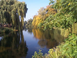 Le fleuve Isjel