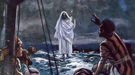 Jesus-Walks-on-Water-GettyImages-590131742-58c1b8905f9b58af5c19e492
